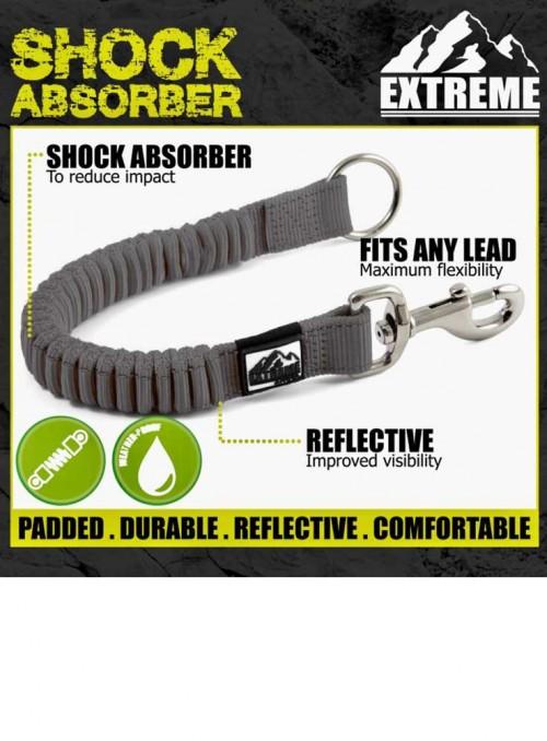 Hundesnor-forlænger støddæmpende og elastisk